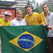 me and Brazilian fans