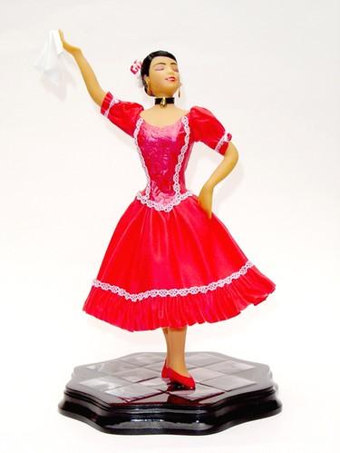 La mujer de rojo - 2 part 1