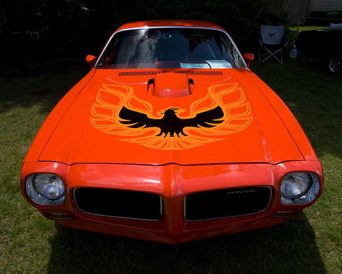 1973 Pontiac Trans Am Super Duty | by ehisforadam