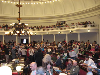 Same-Sex Marriage Bill Hearing | by Vermont Public Radio