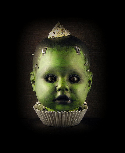 Creepy Cupcake Kid | by cArNiVaLiTy...