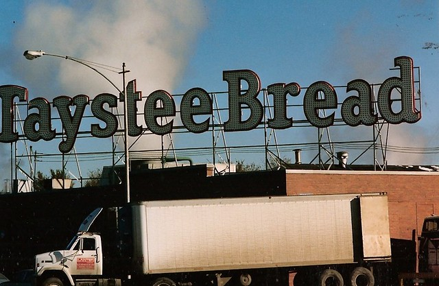 New To You >> TAYSTEE BREAD, NKC, 1984 | Baked While You Sleep. The aroma … | Flickr