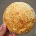 A Large Sesame Cracker