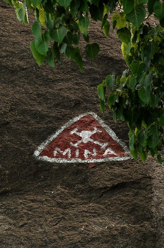 Land mines in Angola