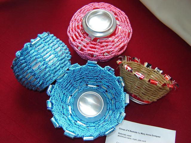Aluminum Can Arts And Crafts