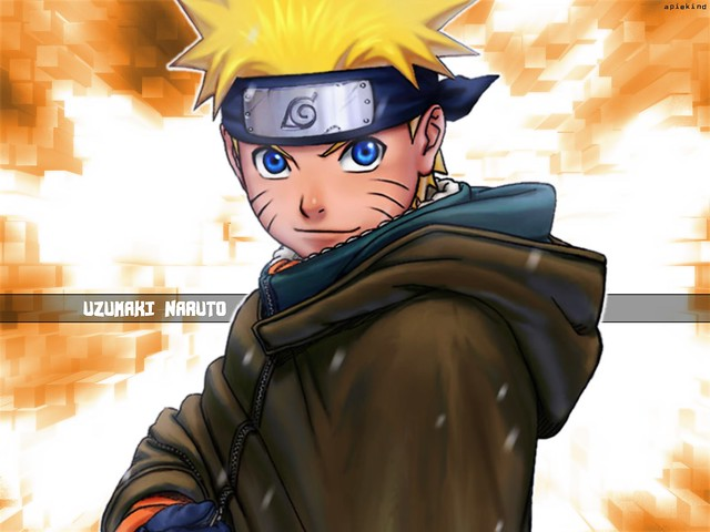 Naruto Uzumaki By Naruto Believe It
