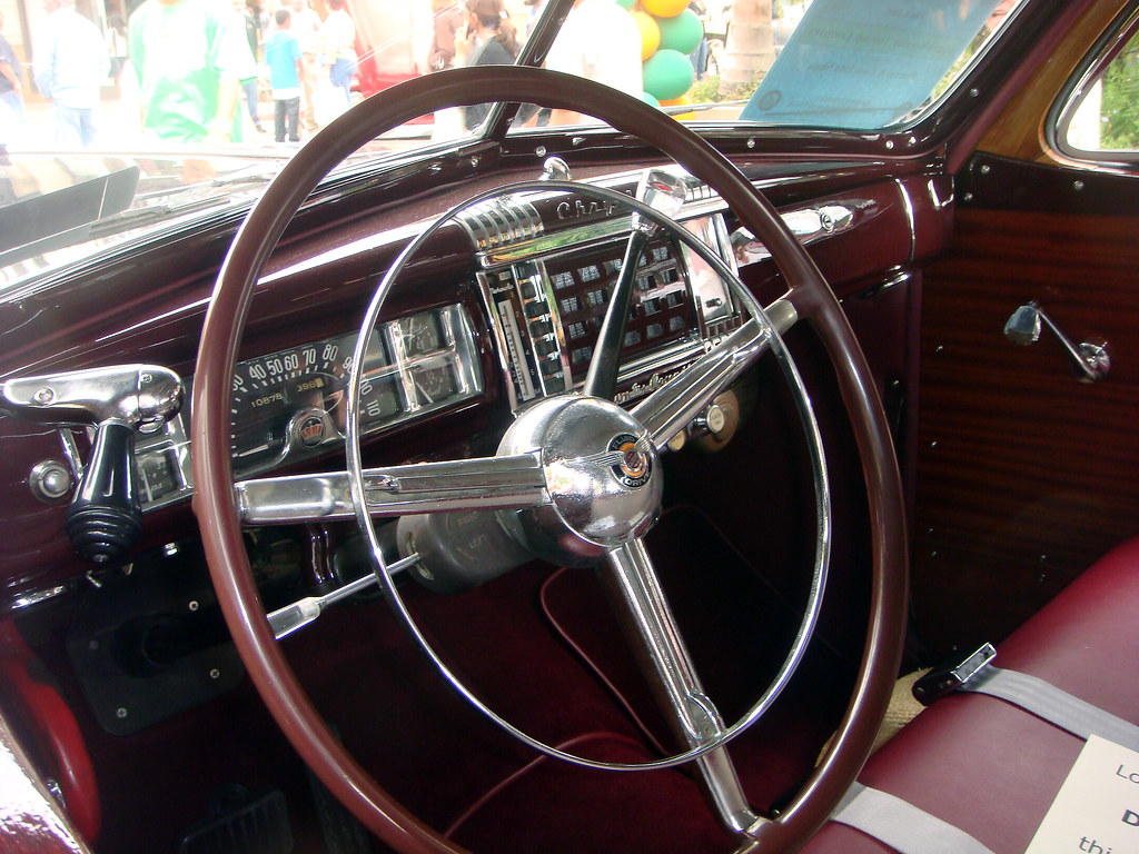25d 1947 chrysler town and country interior e kansas sebastian flickr. Black Bedroom Furniture Sets. Home Design Ideas
