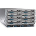 Cisco Unified Computing System 5108 with 8 Cisco UCS B-Series Blades