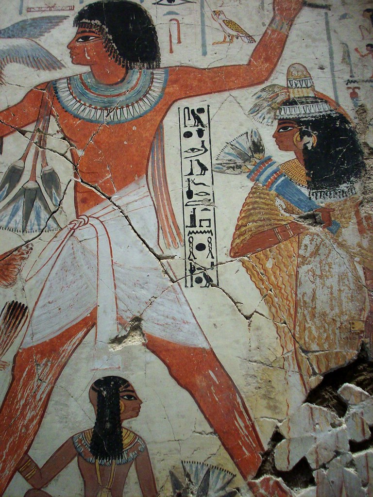 nebamun hunting in the marshes essay