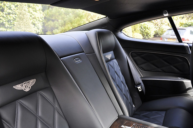 Bentley The Hand Crafted Interior In The New