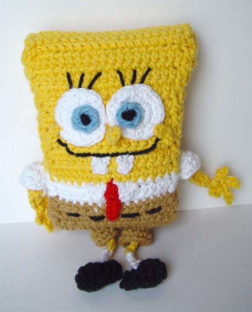Crochet Spongebob Squarepants Sandy Meeks Flickr