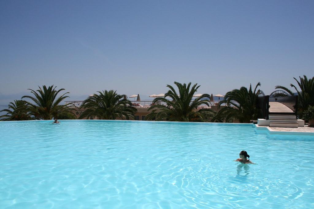 Marbella Corfu Hotel Private Pool Rooms