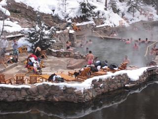 Strawberry Park Natural Hot Springs Colorado Latitude And Longitude