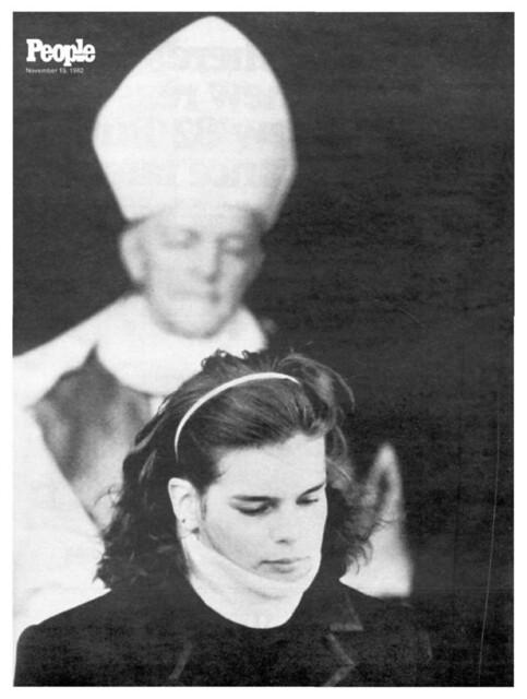 Grace Kelly Funeral