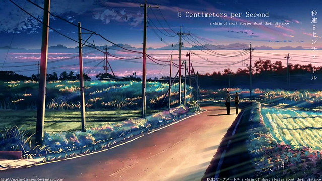 Centimeters Per Second Movie By Khongcanbiet