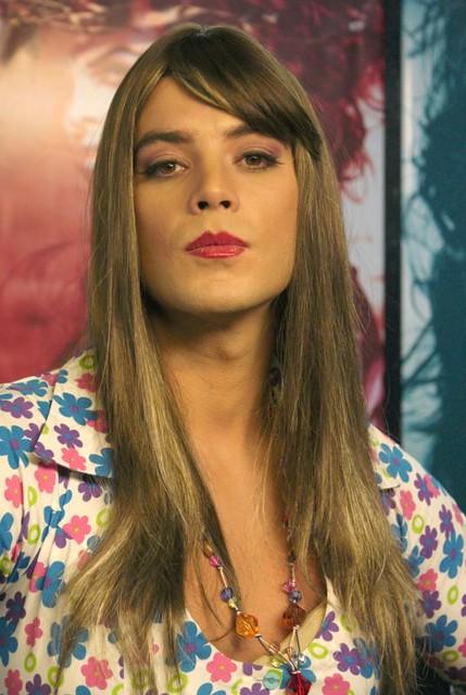 New Trans Am >> DIEGO CADAVID | El soldado transexual de Regreso a la ...