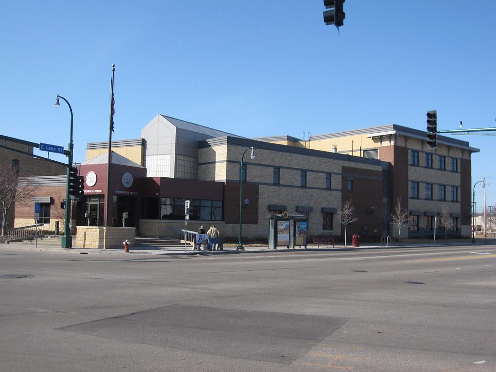 Minneapolis 3rd Precinct Police Station  Edkohler  Flickr