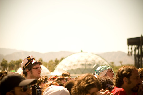 CROWD - COACHELLA 2009 | by jaredeberhardt