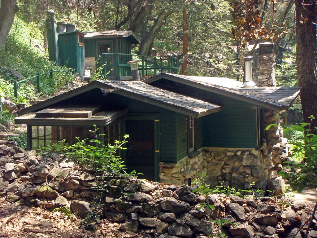13 Gabrielino Trail To Sturtevant Falls Cabin E Flickr