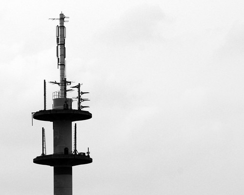 Communications Tower | by pasukaru76