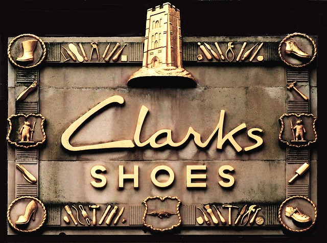 Clarks Uk Shoe Care