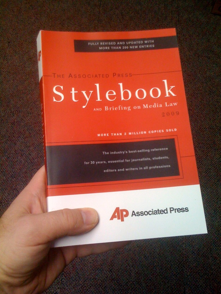 Ap style book pdf college paper academic writing service ap style book pdf fandeluxe Image collections