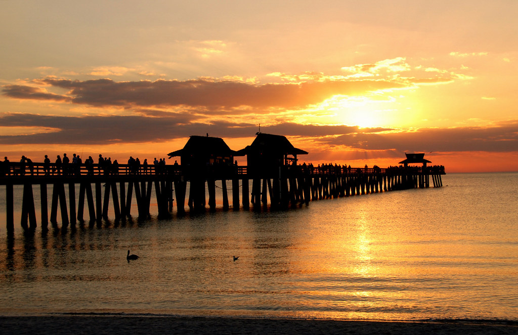 Naples Fishing Pier at Sunset | Naples, Florida | Brian Powers | Flickr