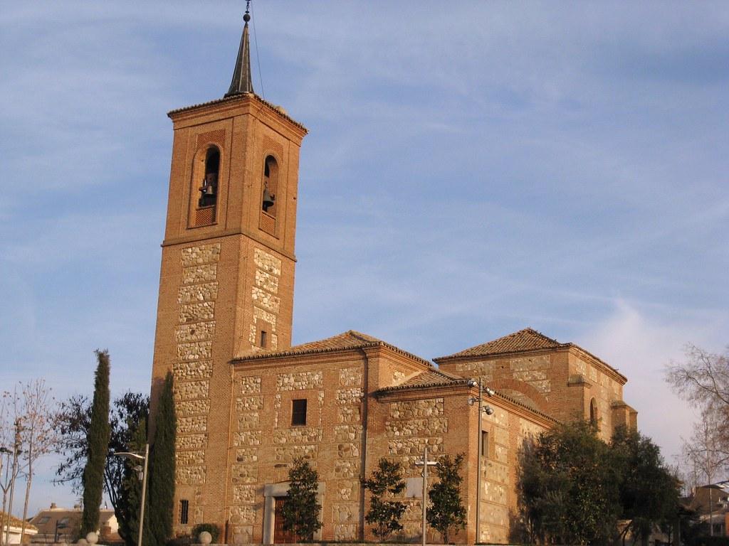 Iglesia de San Miguel Arcángel. Las Rozas. Madrid  jesuspnavarro  Flickr