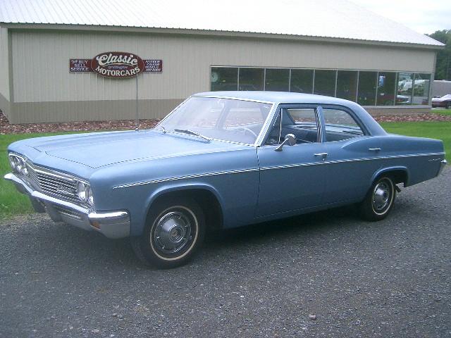 Bel Air Car >> 1966 Chevrolet Bel Air 4 Door Sedan | classic motorcars ...