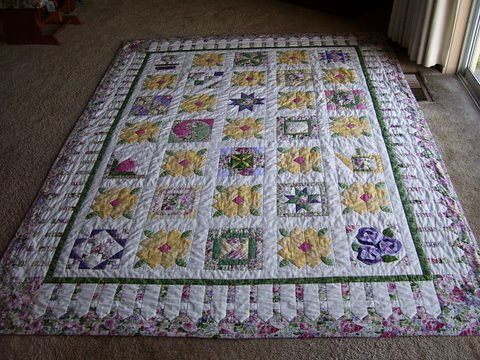 Quilt Patterns in Alphabetical Order, Titles starting with S