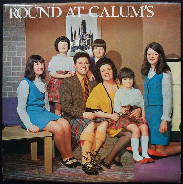 Calum Kennedy Round At Calum S Id 1937 Side 1