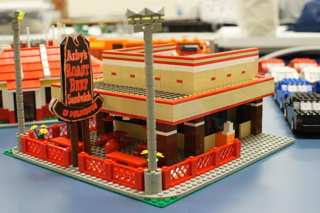 Arby's: LEGO® Moc | 4817 Beauregard Street. Wamalug ... Beauregard