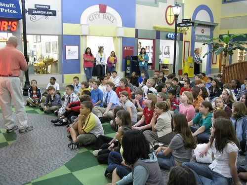 JA Biztown Field Trip | by OakleyOriginals
