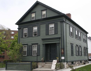 Lizzie Borden House (Bed/Breakfast) | by dbking