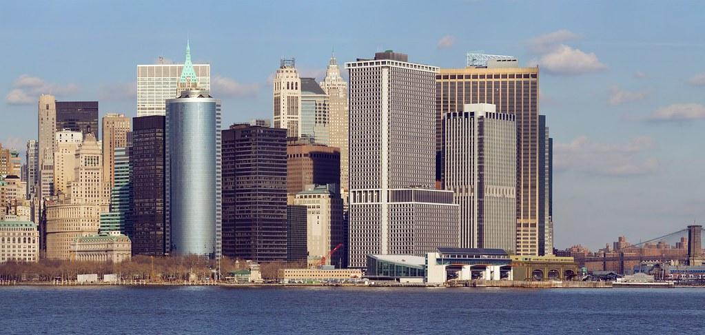 Skyline new york city new york lower manhattan flickr for Trodel mobel