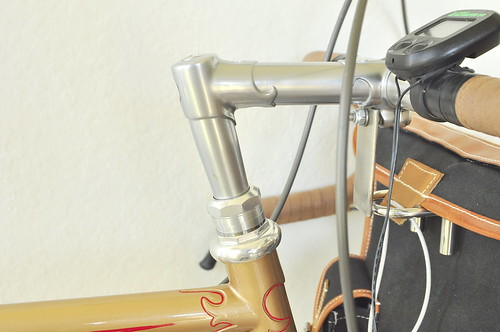 Rivendell Road Standard Nitto Lugged Stem | by pimadude