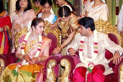 Sridevi Vijaykumar marriage on 18 June 2009 | We have ...