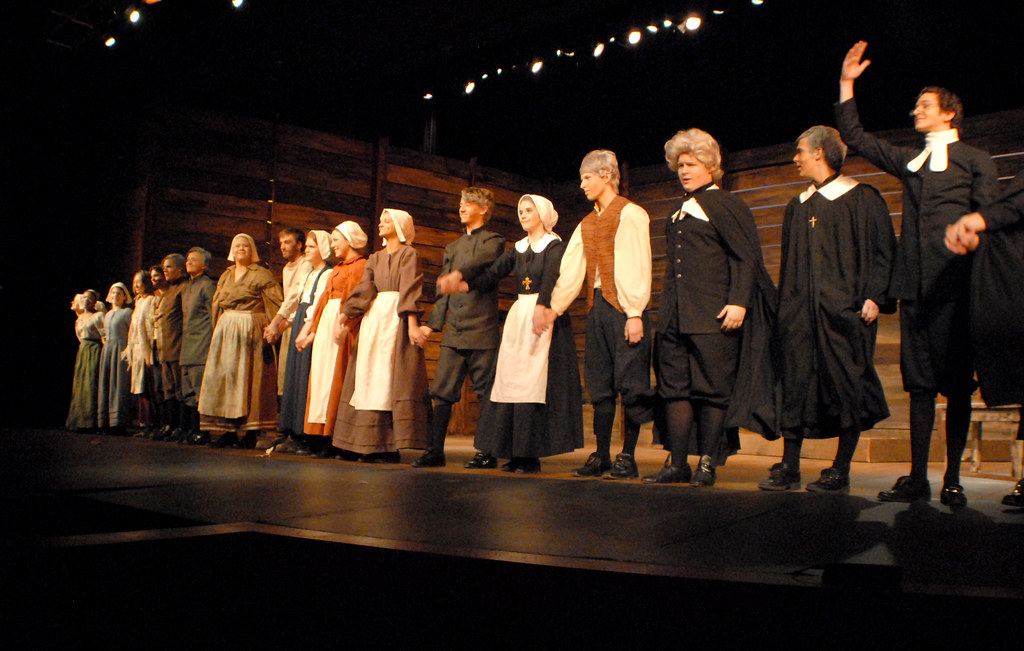 The crucible 2199 burnsville high school theatre guild for Burnsville theater