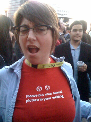 please put your sexual picture on your weblog | by Melissa Gira Grant