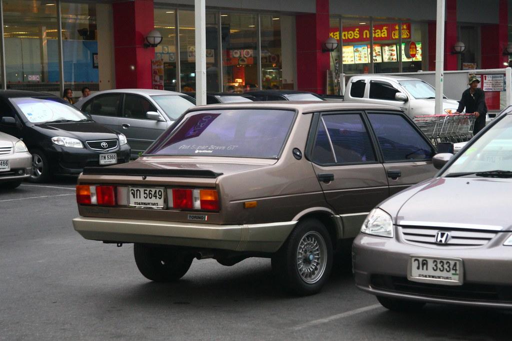 Fiat Super Brava Gt I Know This As A Fiat 131 Is Quot Brava