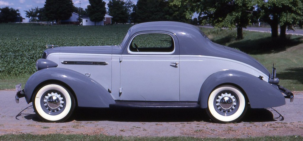 All Car Company >> 1936 Studebaker Dictator coupe | Richard Spiegelman | Flickr