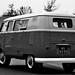 Old campervan