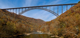 New River Gorge and Bridge - Fayetteville, West Virginia | by Trodel
