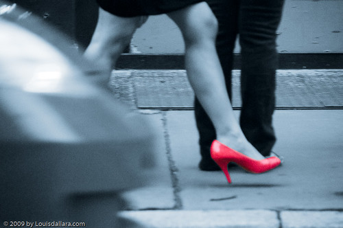 Red Shoe Diaries | by www.louisdallaraphotography.com