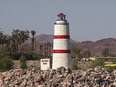 lake havasu marina lighthouse | by Lake Havasu City Arizona