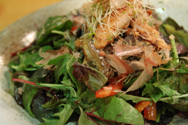 salmon skin salad flickr photo sharing