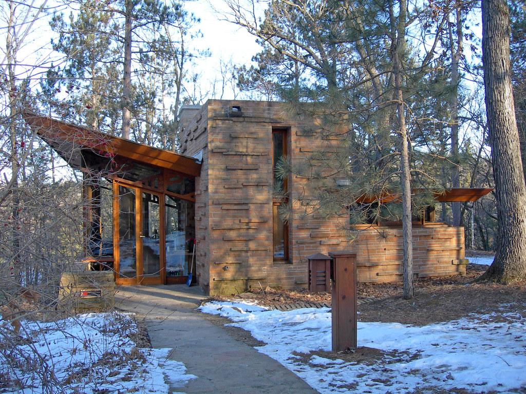 Seth Peterson Cottage By Frank Lloyd Wright 20090312 Flickr