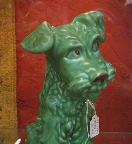 Sylvac Green Dog Copyright 169 All Rights Reserved