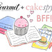 Gourmet + CakeSpy = BFF