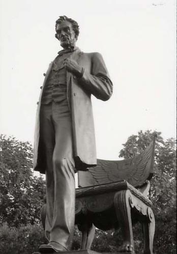 Augustus Saint Gaudens Abraham Lincoln Sculpture Flickr